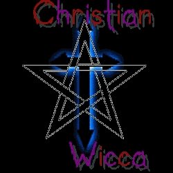 Christian Wicca Graphic